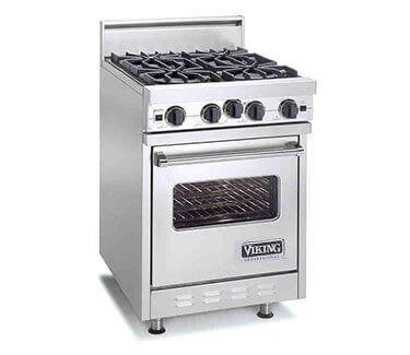 Range Oven in the San Francisco Bay Area